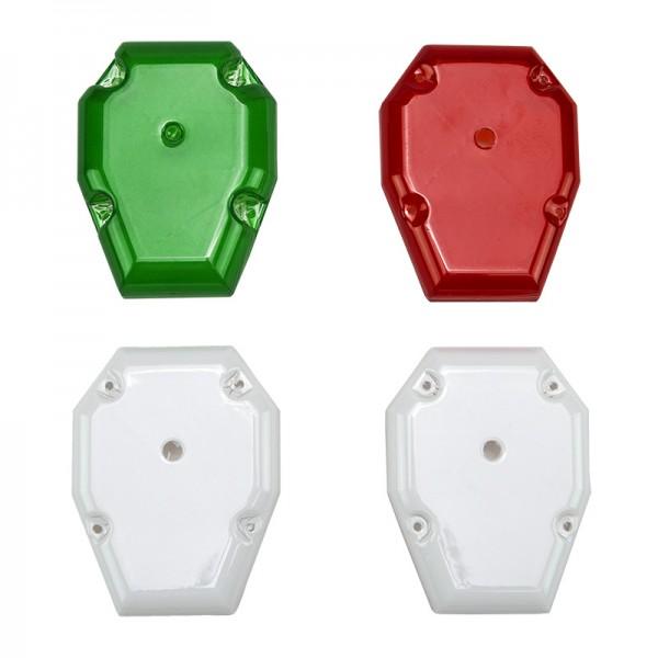 Navigation lights cover set